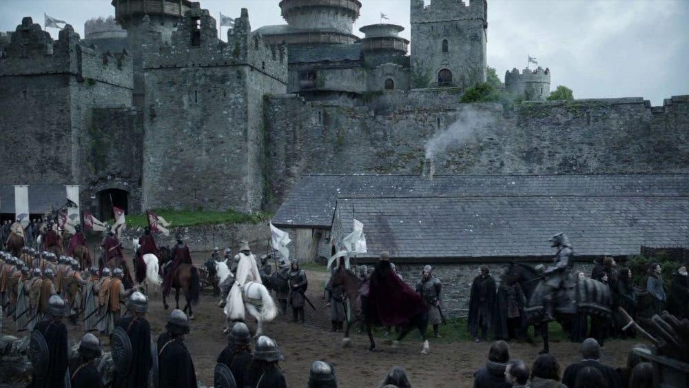 Invernalia Juego de Tronos