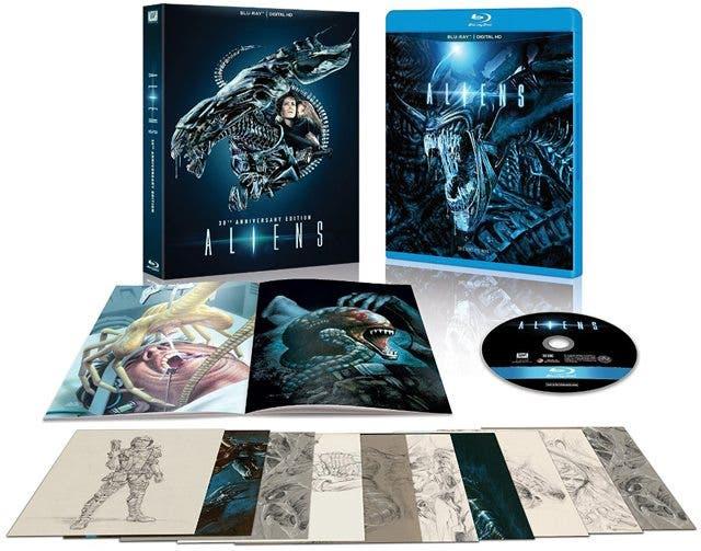 30 aniversario de Aliens