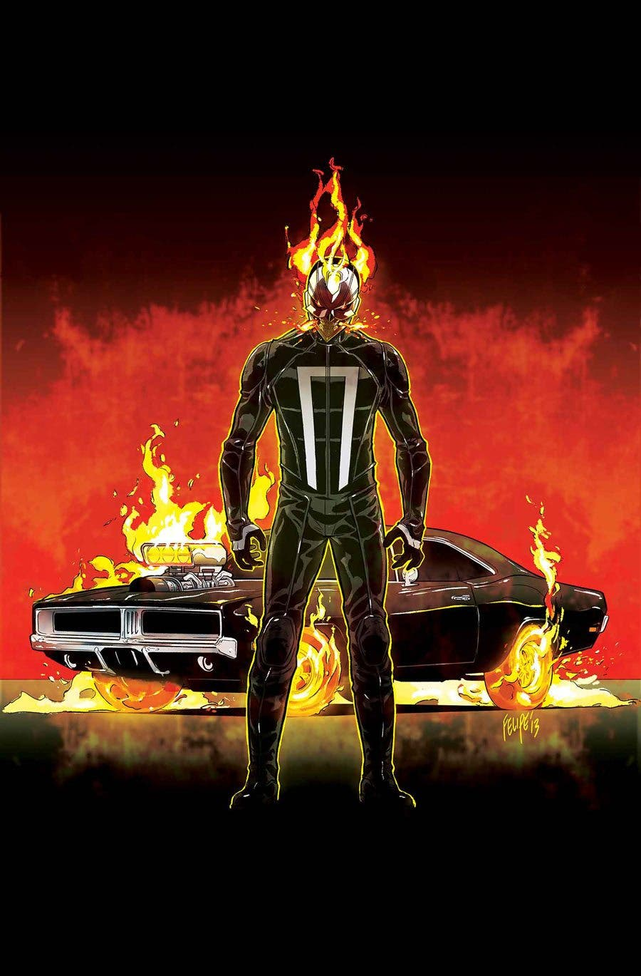 All New Ghost Rider Vol 1