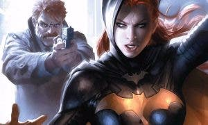 Barbara Gordon - Batman v Superman - easter egg