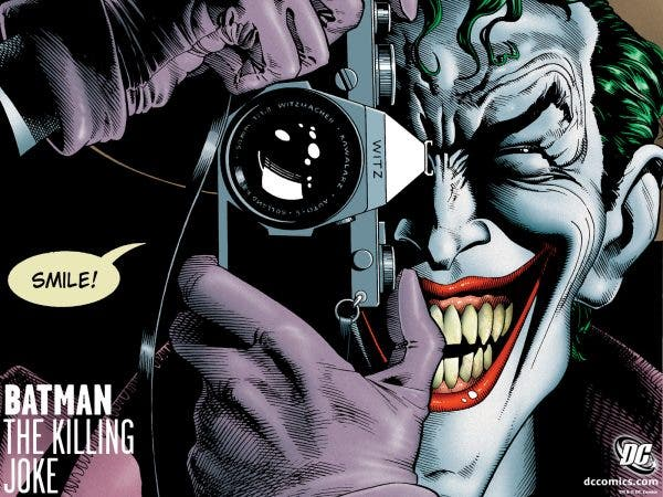 Batman - La Broma Asesina - killing joke