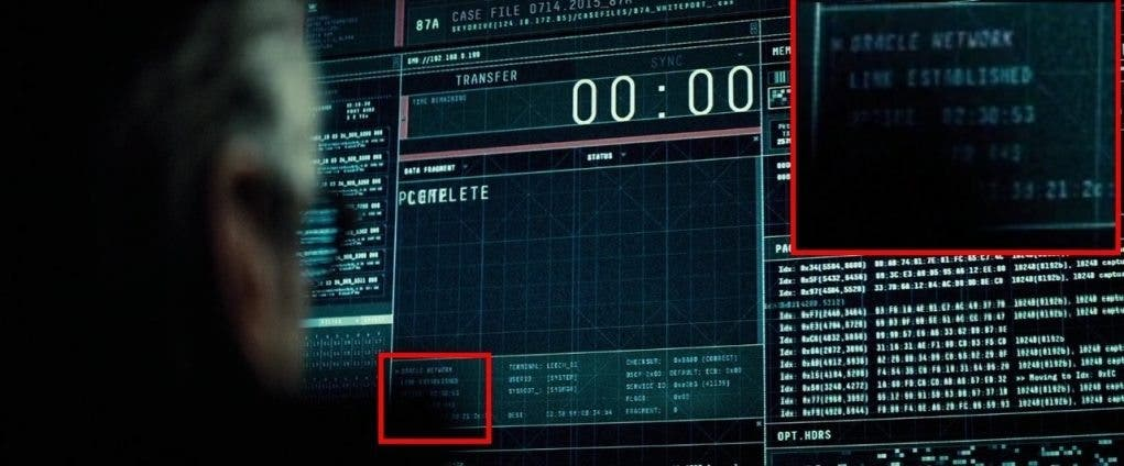 Batman v Superman - spoiler - easter egg
