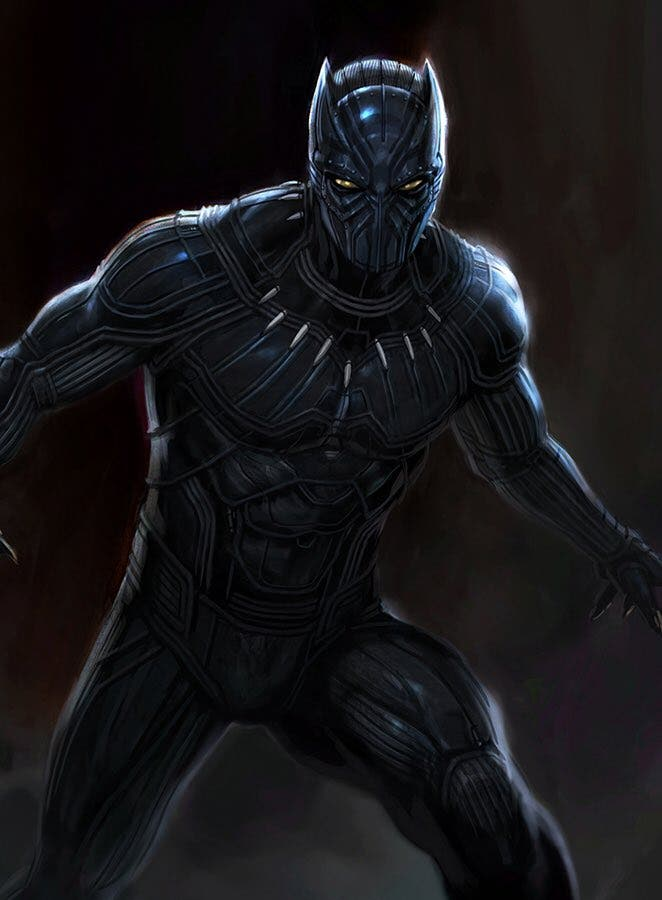 Black-Panther-Capitán América: Civil War Andy Park