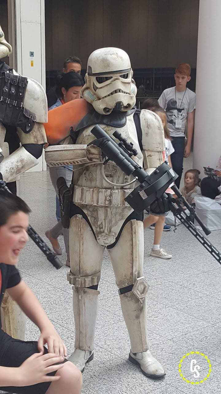 Cosplay Star Wars 6