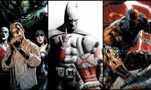 DC Comics - peliculas - animacion
