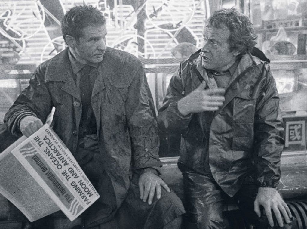 Detrás de las cámaras Blade Runner