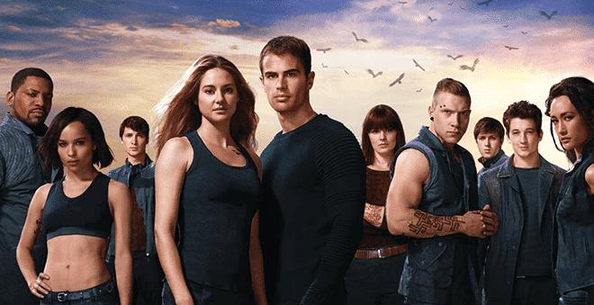 Divergente - final - television