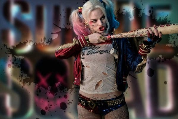 Harley Quinn - Margot Robbie - movie spin off