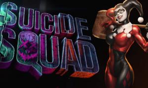 Harley Quinn en Escuadrón suicida