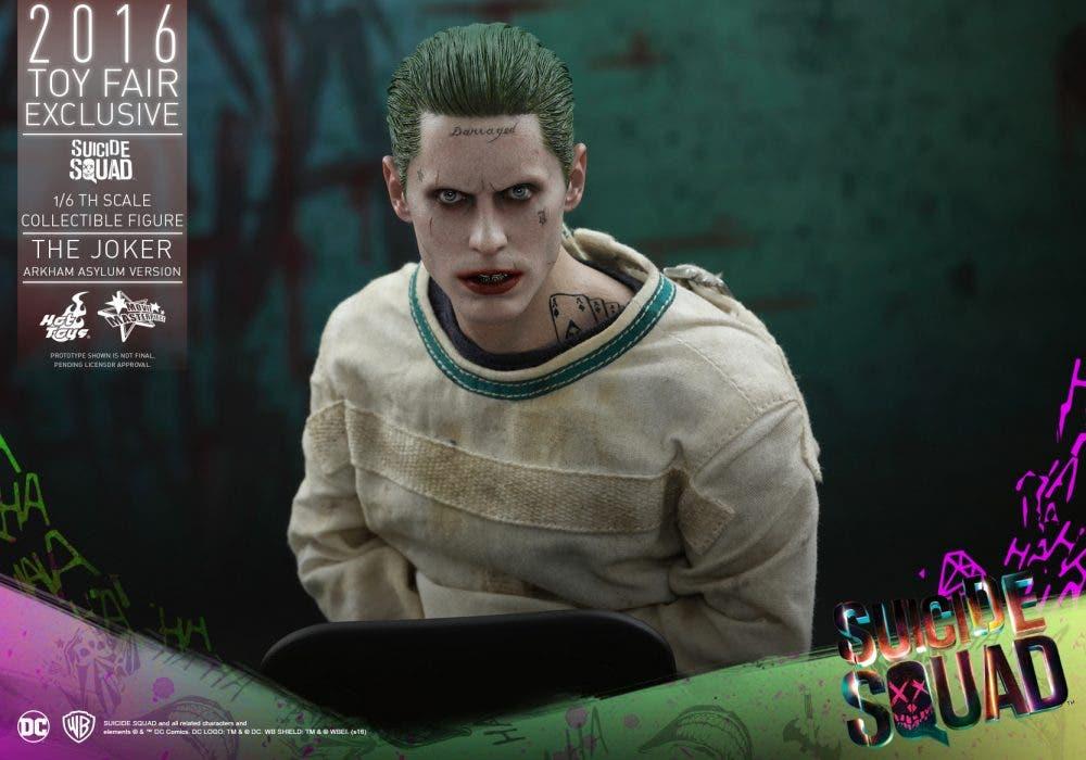 Joker Jared Leto Hot Toys