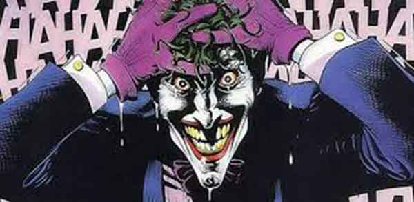 'Batman: La broma asesina'