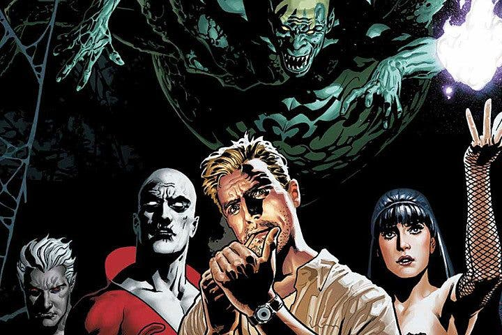 Justice League Dark - movie