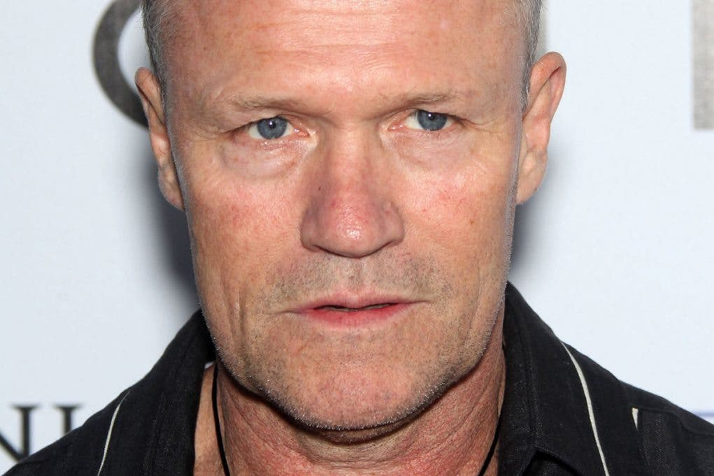 Michael Rooker at the premiere of 'Get Low' held at the Academy of Motion Pictures in Beverly Hills, USA..