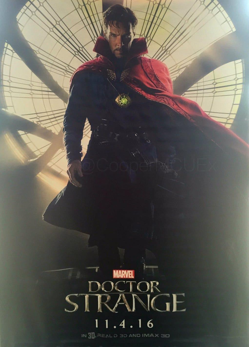 Poster de Doctor Strange