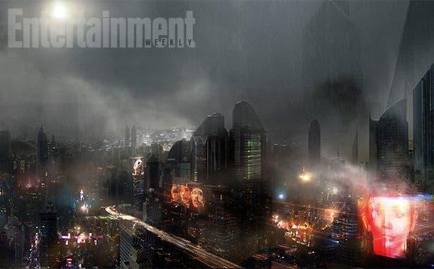 Secuela de Blade Runner Concept art