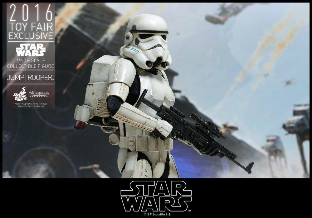 Star Wars Jumptrooper Hot Toys