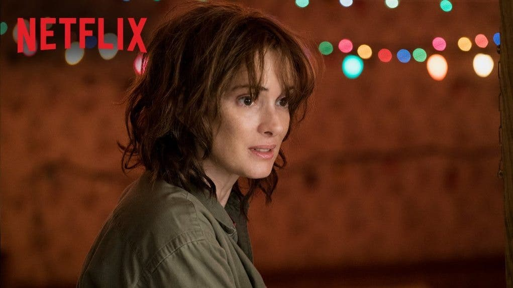 Winona Ryder en Stranger Things 3