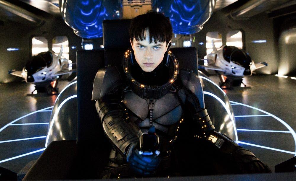 Increíble el nuevo tráiler de 'Valerian y la Ciudad de los Mil Planetas'