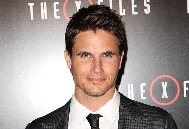 Premiere of Fox's 'The X-Files' at California Science Center - Red Carpet Arrivals Featuring: Robbie Amell Where: Los Angeles, California, United States When: 12 Jan 2016 Credit: Brian To/WENN.com