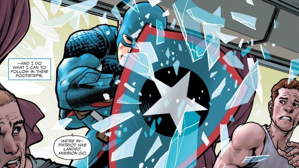 captain america Steve Rogers jesus saiz