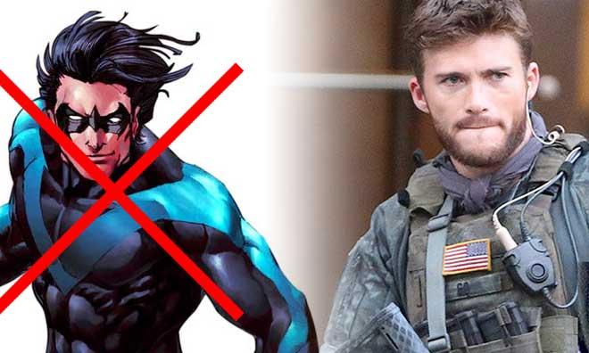 Nightwing no estará en Escuadrón Suicida