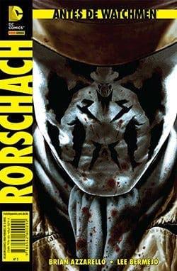Personaje de la semana: Rorschach
