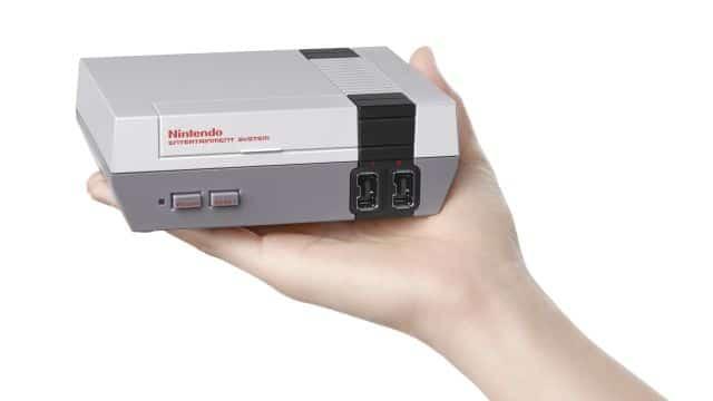 Nintendo NES Clásica