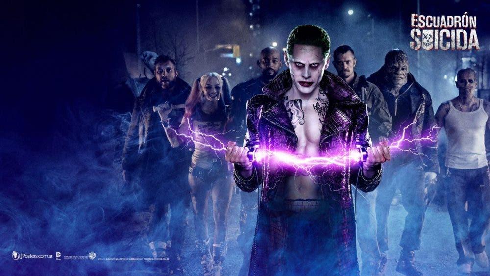 Escuadrón Suicida Jared Leto Joker