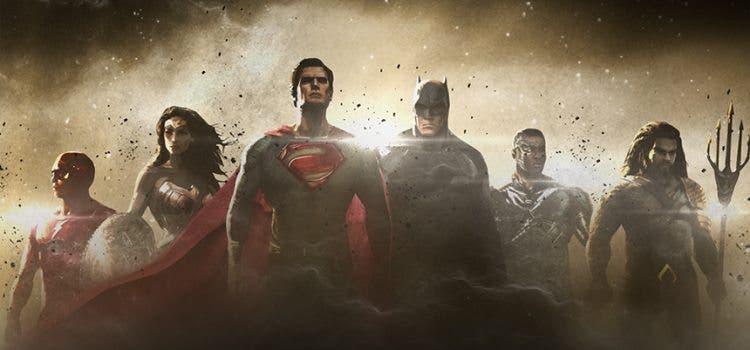 trailer de la Liga de la Justicia - Justice League
