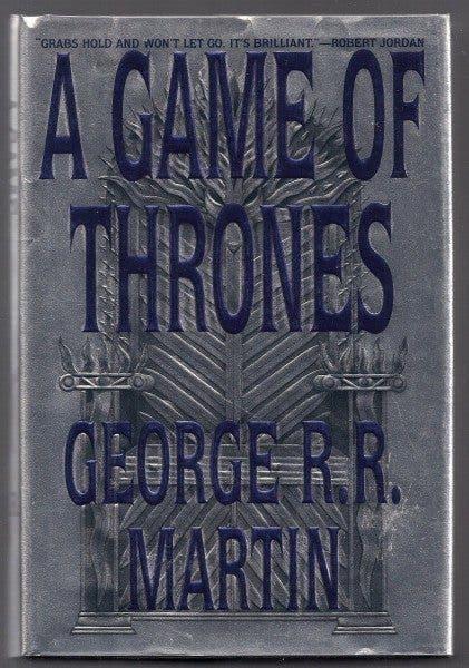 Primera portada de Juego de Tronos