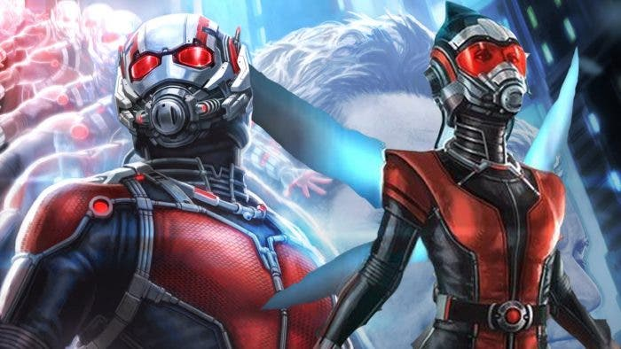 Revelado el logotipo oficial de 'Ant-Man and the Wasp'