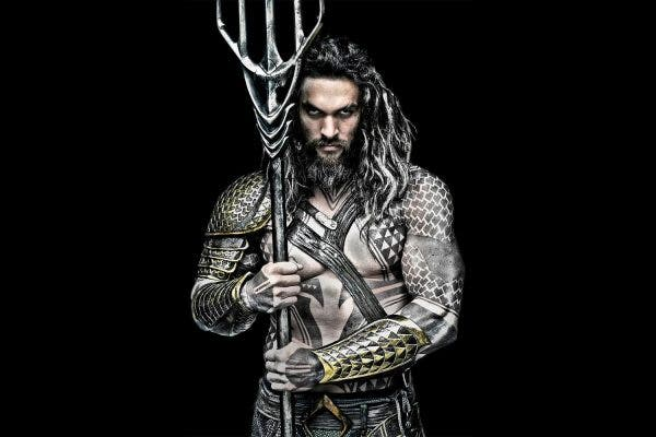 """Jason Momoa: """"Os guste o no, soy y voy a ser Aquaman"""""""