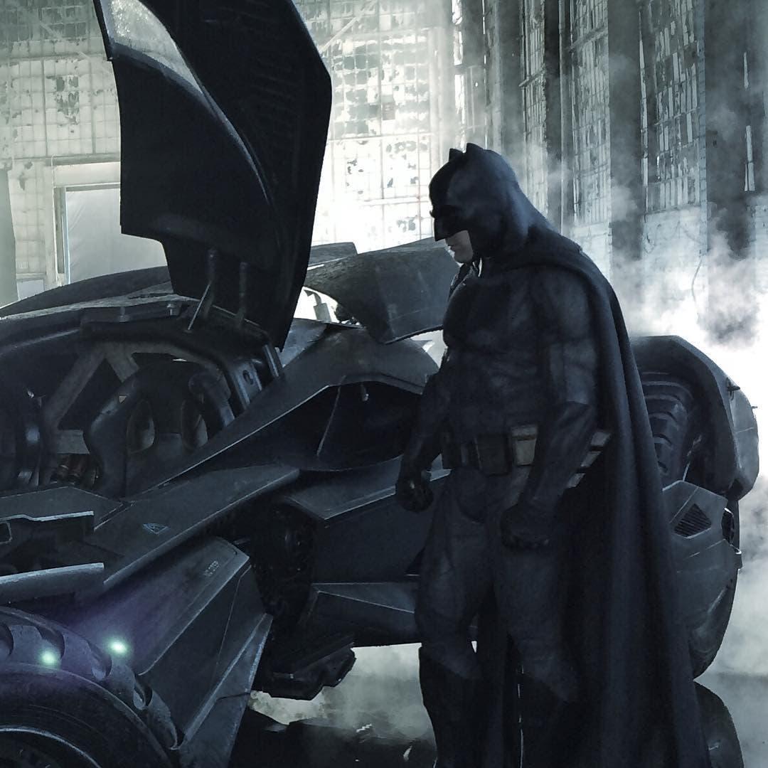Batman gordo Escuadron Suicida