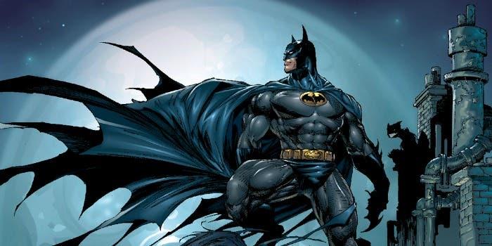 Batman - universo DC - CW