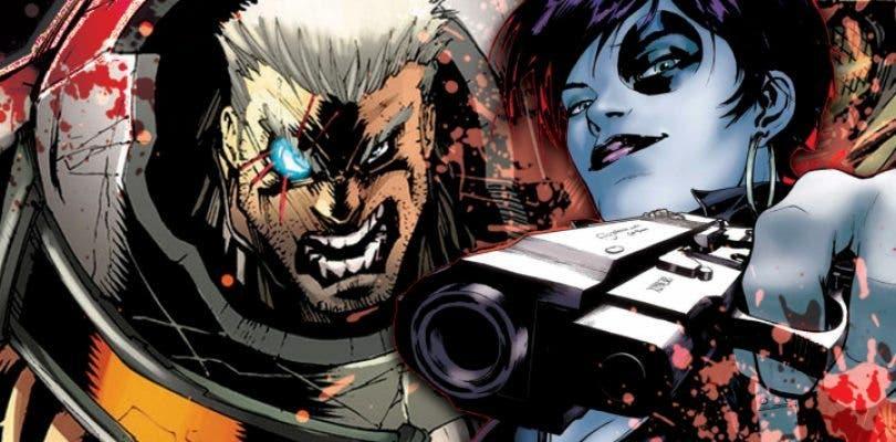 Cable y Domino en Deadpool 2
