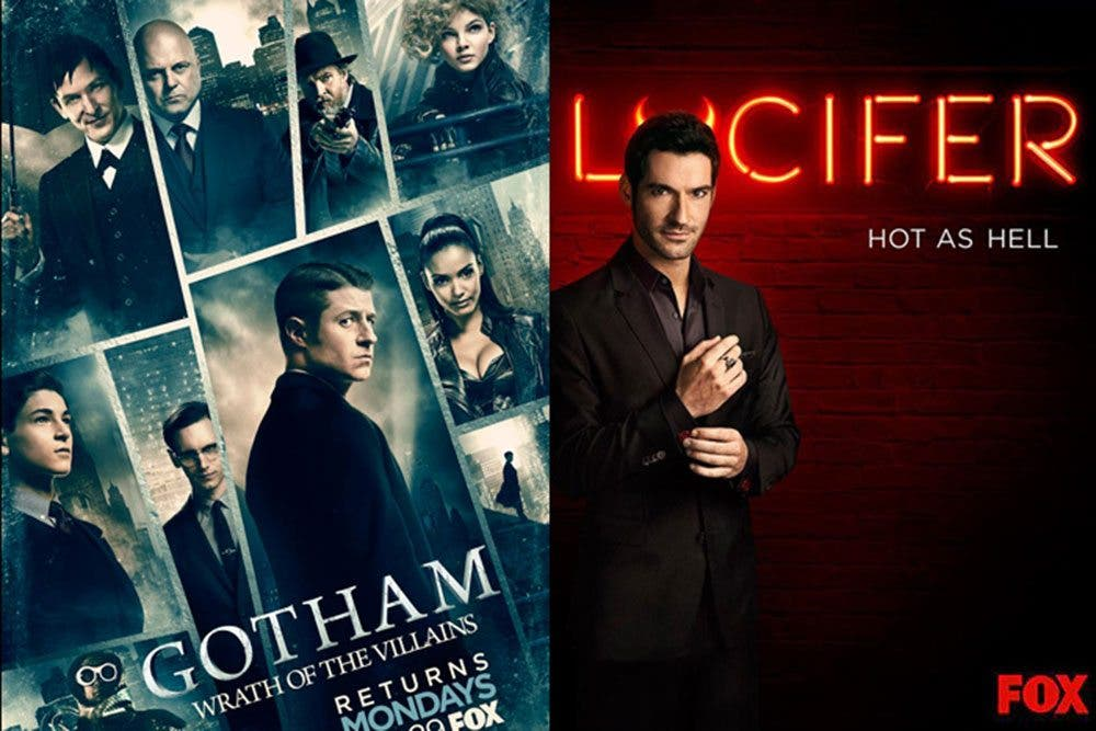Gotham-y-Lucifer
