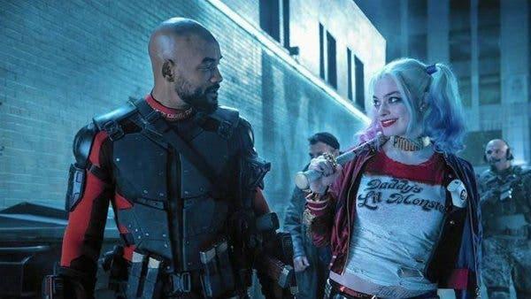 Harley Quinn - Deadshot - Escuadron Suicida