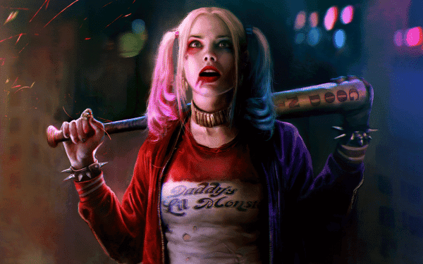 Harley Quinn - teoria Escuadron Suicida