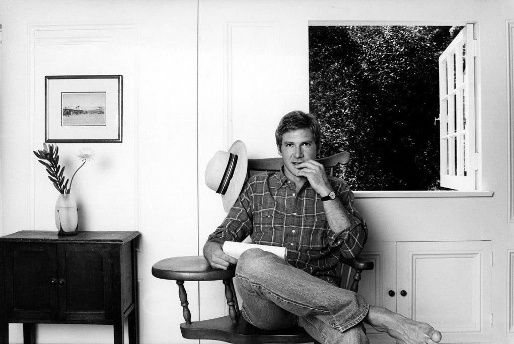 Harrison Ford - Escuadron Suicida
