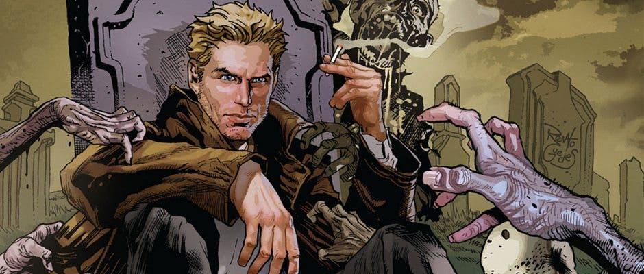 John Constantine - universo DC - CW