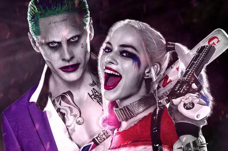 Joker - Harley Quinn - love - Suicide Squad