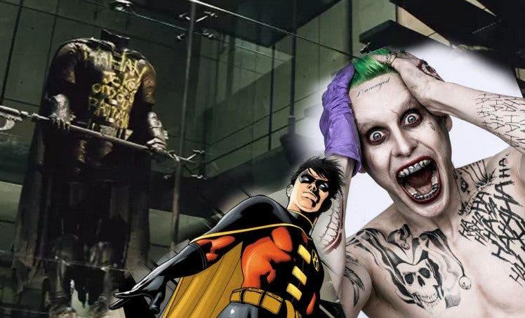 Joker - teoria -