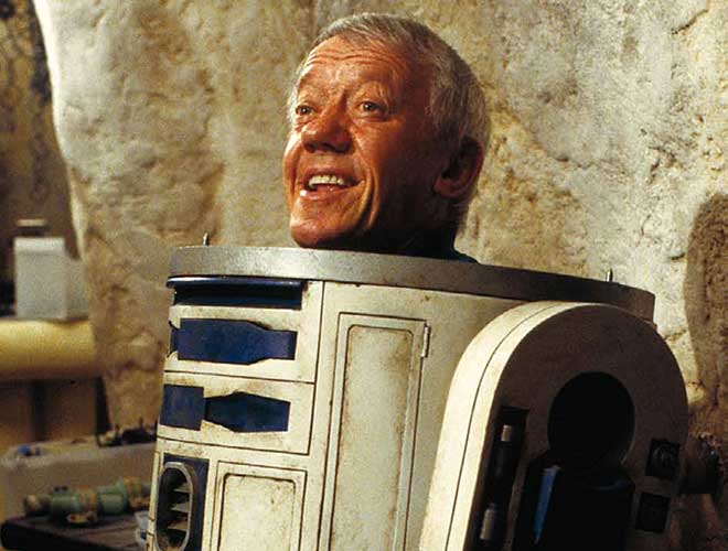 Kenny Baker R2-D2