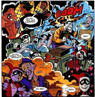 Mad Love - Joker - Harley - Escuadron Suicida (1)