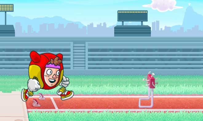 Olly´s Medal Run