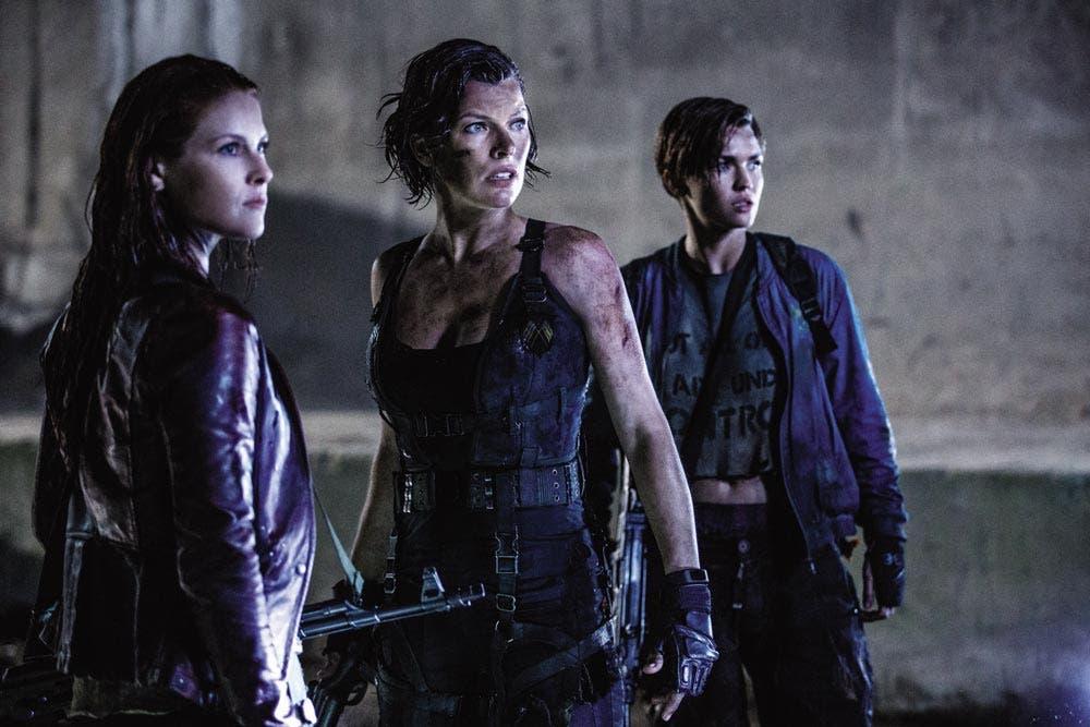 Primera imagen oficial de Resident Evil 6: El capítulo final