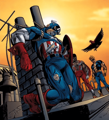 Roscoe Capitán América