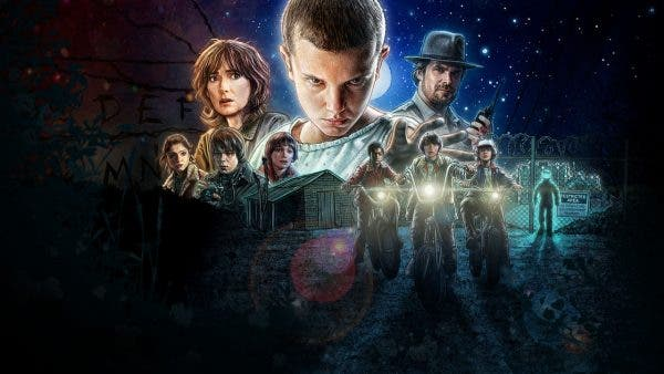 Stranger Things - segunda temporada - detalles