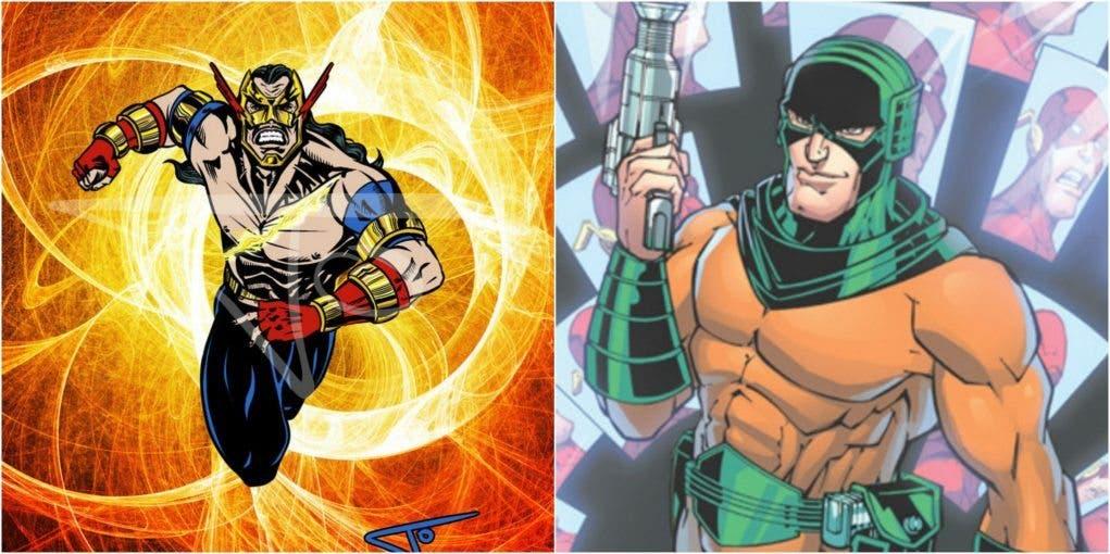 Villanos de The Flash