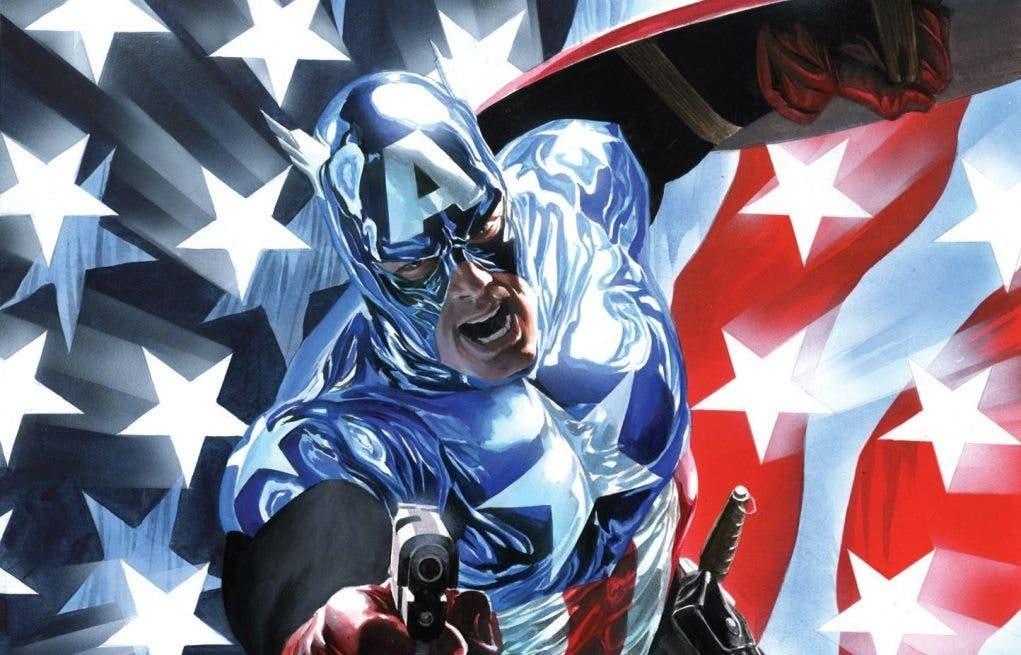 Capitán América Bucky Barnes